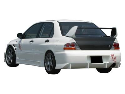 Mitsubishi Lancer EVO 9 T1 Rear Bumper