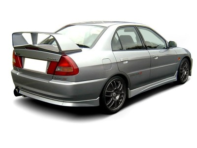 Mitsubishi Lancer EVO IV J-Style Rear Bumper Extension