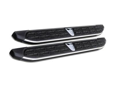 Mitsubishi Outlander MK2 Denali Trittbretter