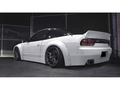 Nissan 200SX S13 Drag Rear Wing