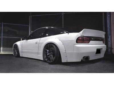 Nissan 200SX S13 Eleron Drag