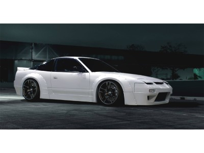 Nissan 200SX S13 Rocket Bunny Wide Body Kit