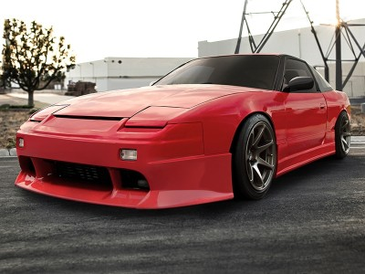 Nissan 200SX S13 SX Body Kit