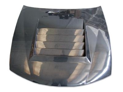 Nissan 200SX S14 Capota Razor Fibra De Carbon