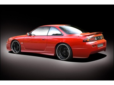 Nissan 200SX S14 EDS Side Skirts