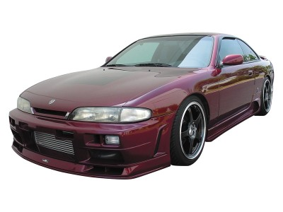 Nissan 200SX S14 Japan-Style Side Skirts