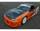 Nissan 200SX S14A Drifter Side Skirts