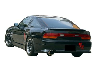 Nissan 200SX Silvia S13 Japan-Style Rear Bumper