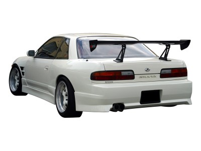 Nissan 200SX Silvia S13 Speed Rear Wheel Arch Extensions