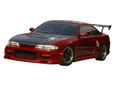 Nissan 200SX Silvia S14 T1 Seitenschwellern