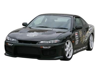 Nissan 200SX Silvia S15 Tokyo Seitenschwellern