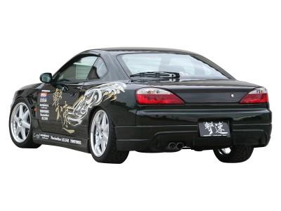 Nissan 200SX Silvia S15 Tokyo Seitenwandverbreiterung Hinten