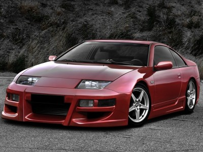 Nissan 300ZX Body Kit Vacuum