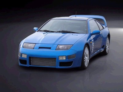Nissan 300ZX M-Style Front Bumper