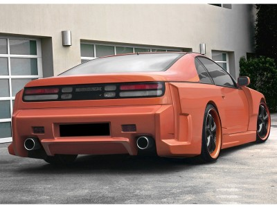 Nissan 300ZX Vacuum Wide Rear Wheel Arch Extensions