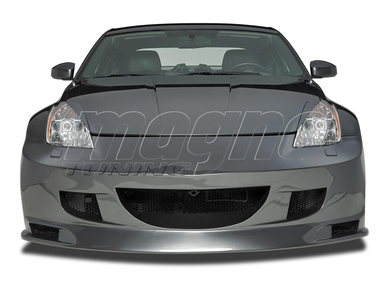 Nissan 350Z Cronos Front Bumper