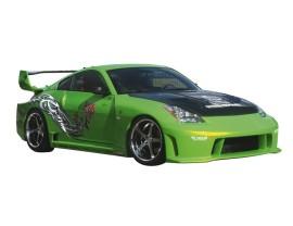 Nissan 350Z GT Wide Body Kit