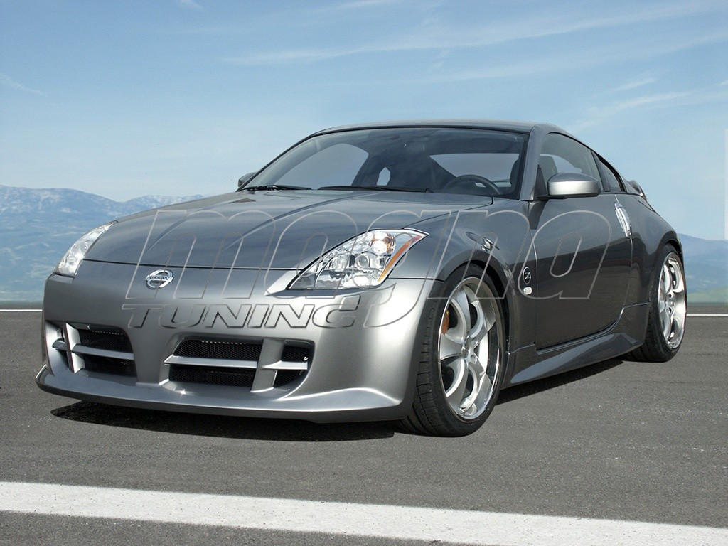 nissan 350z genesis body kit. Black Bedroom Furniture Sets. Home Design Ideas
