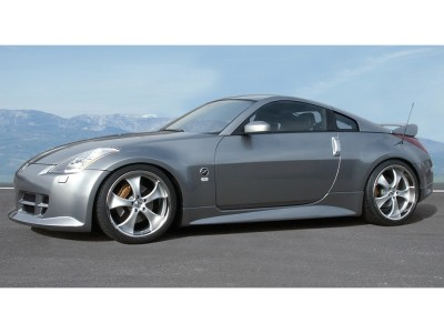 Nissan 350Z Genesis Side Skirts