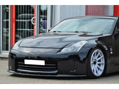 Nissan 350Z Intenso Front Bumper Extension