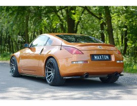 Nissan 350Z MX Rear Bumper Extensions
