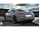 Nissan 350Z NX Rear Bumper Extension