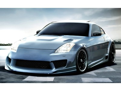 Nissan 350Z NX Side Skirts