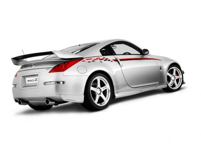 Nissan 350Z Nismo-Replica Rear Wing