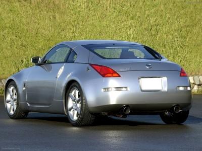 Nissan 350Z OEM Trunk