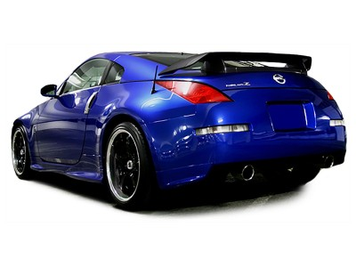Nissan 350Z Performance-Line Carbon Fiber Rear Wing