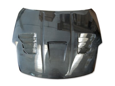 Nissan 350Z Razor Carbon Fiber Hood