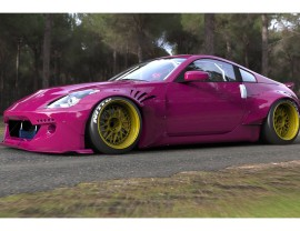 Nissan 350Z Rocket Wide Body Kit