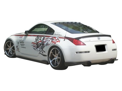Nissan 350Z Speed Heckansatz
