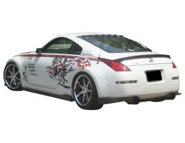 Nissan 350Z Speed Rear Bumper Extension