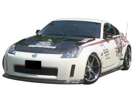 Nissan 350Z Speed Side Skirts