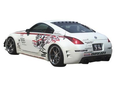 Nissan 350Z T1 Rear Bumper