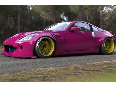 Nissan 350Z Wide Body Kit Rocket