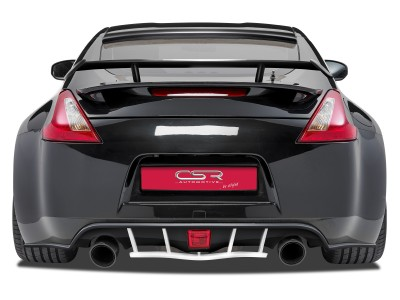 Nissan 370Z Crono Rear Bumper Extension