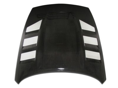 Nissan 370Z Evo Carbon Fiber Hood