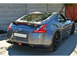 Nissan 370Z Matrix Rear Bumper Extension