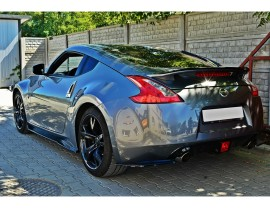Nissan 370Z Matrix Side Skirt Extensions