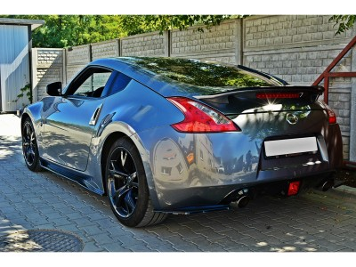 Nissan 370Z Matrix Side Skirts