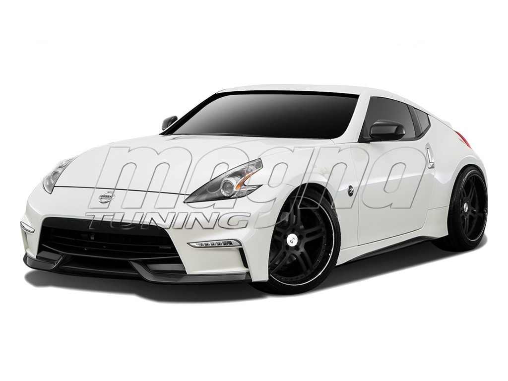 nissan 370z nismo look body kit. Black Bedroom Furniture Sets. Home Design Ideas