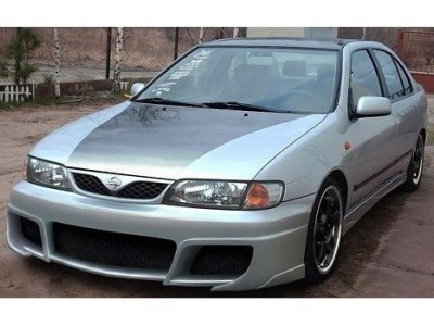 Nissan Almera N15 Vortex Side Skirts