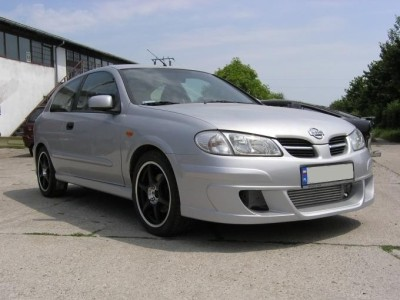 Nissan Almera N16 A2 Body Kit