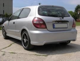 Nissan Almera N16 A2 Rear Bumper
