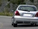Nissan Almera N16 EDS Rear Bumper