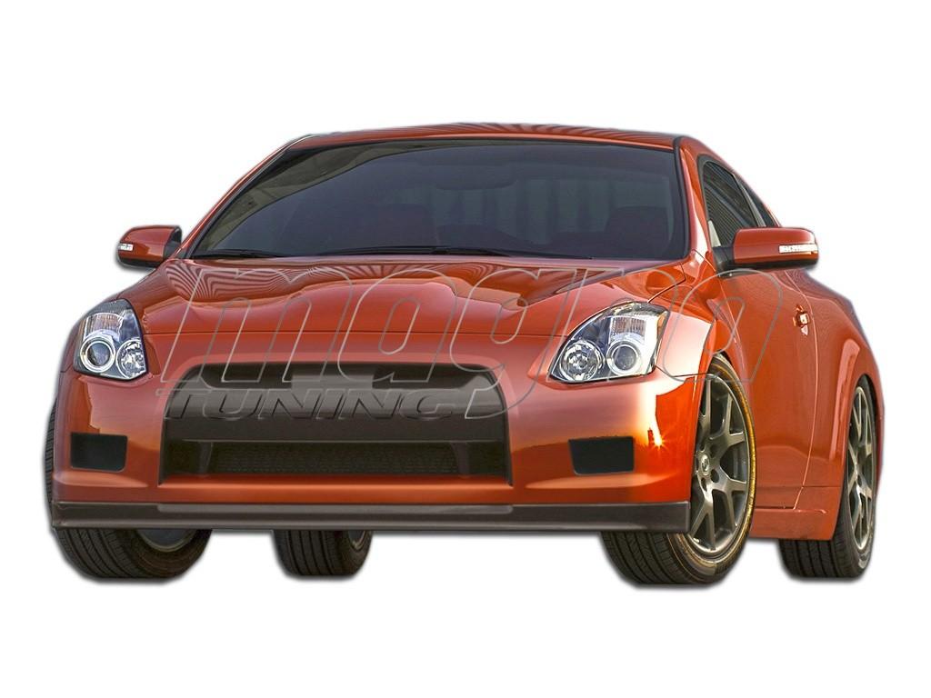 Nissan Altima GTR Body Kit