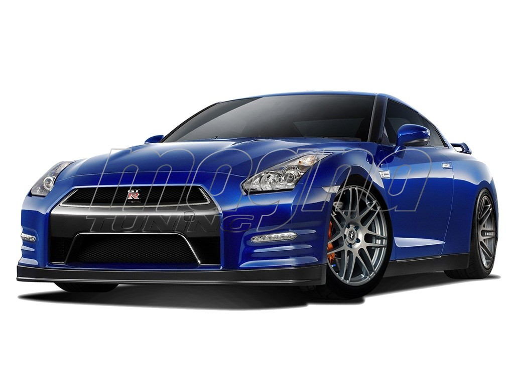 Nissan gtr facelift conversion body kit for Nissan gtr bodykit