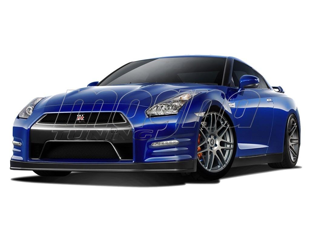 Nissan Gtr Facelift Conversion Body Kit